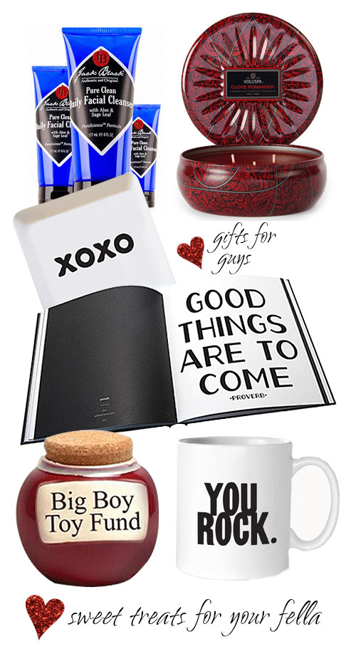 valentines gifts for guys