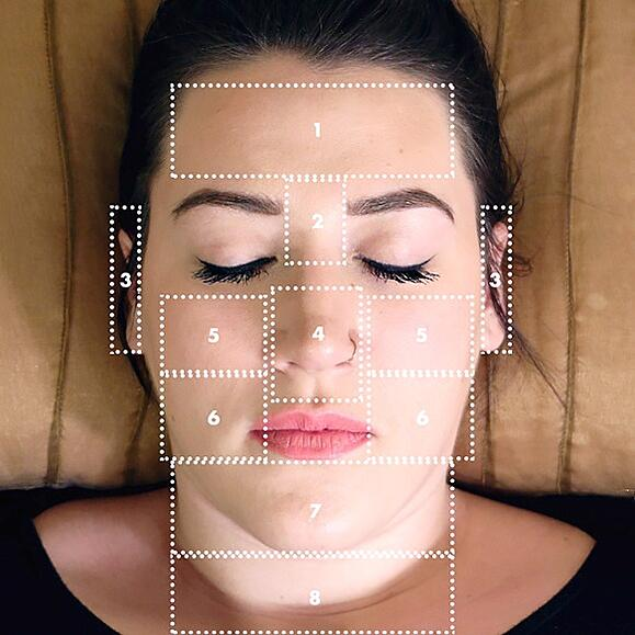 Face Mapping: What Is Your Acne Trying To Tell You? on zit mapping, atrial fibrillation mapping, skin mapping, botox mapping, anxiety mapping, anthrax mapping,