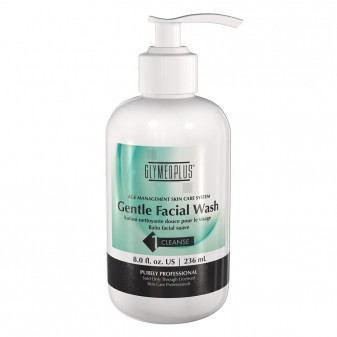 GLYMEDagemanagementgentlefacialwash