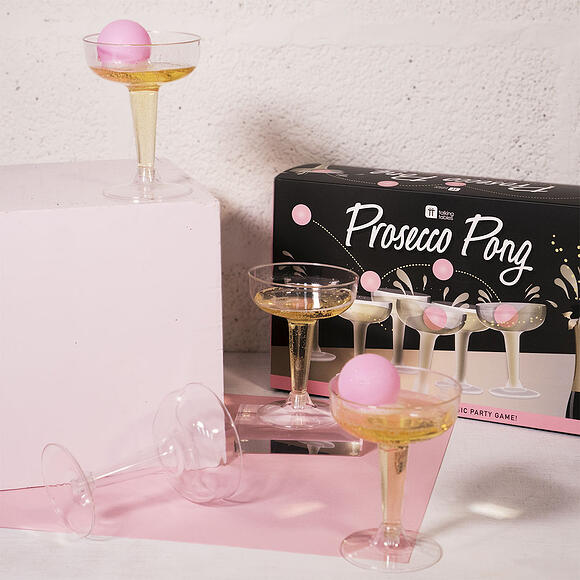 prosecco pong party gift