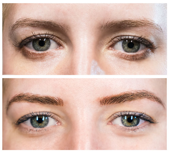 Here's All The Microblading Information You'll Ever Need